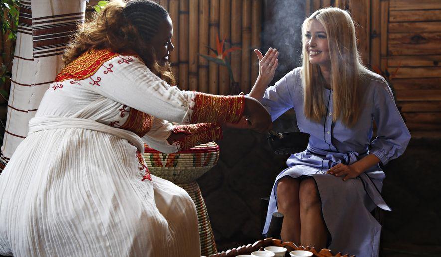 Ethiopia Coffee Ceremony