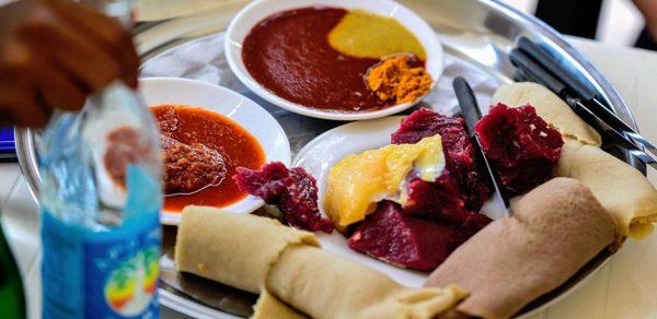 Addis Ababa Half Day Food (Meal) Tour