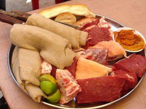 addis ababa city tour Addis Ababa Half Day Food (Meal) Tour