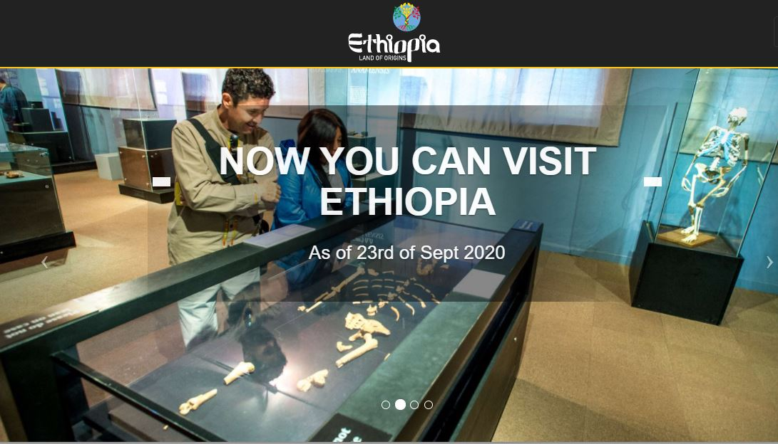 Ethiopia Reopens its Doors for  tourists