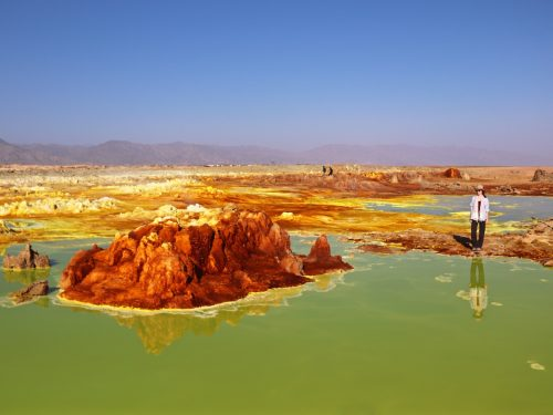 4 Days Danakil Depression Tours from Mekele