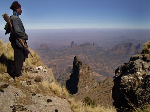 5 Days Simien Mountains National Park Trekking