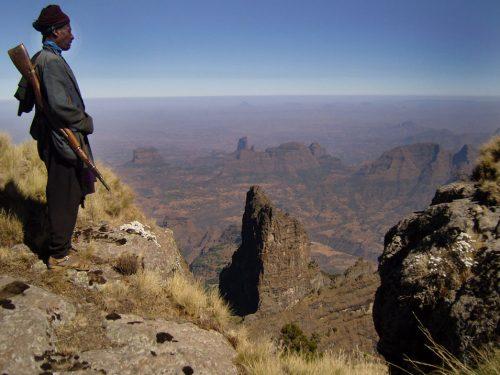 5 Days Simien Mountains National Park Trekking
