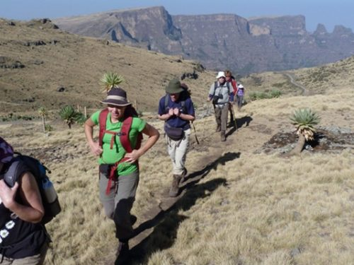 8 Days Bale Mountain National Park Trekking