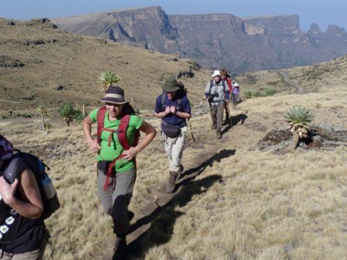 8 Days Bale Mountain National Park Trekking