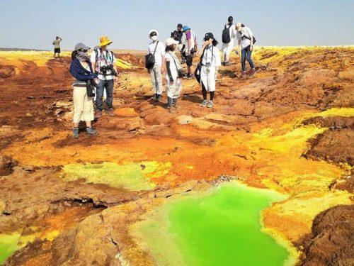 9 Days Danakil Depression with Northern Ethiopia Tours