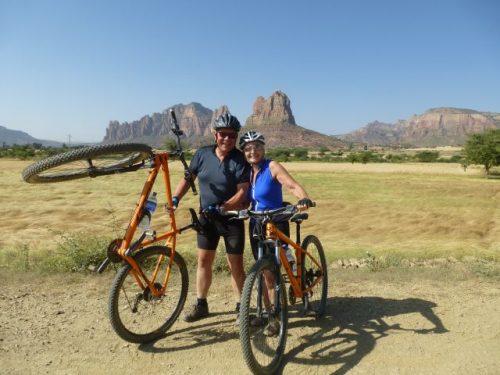 Ethiopian Bicycle Biking Tours 14 Days To North Ethiopia