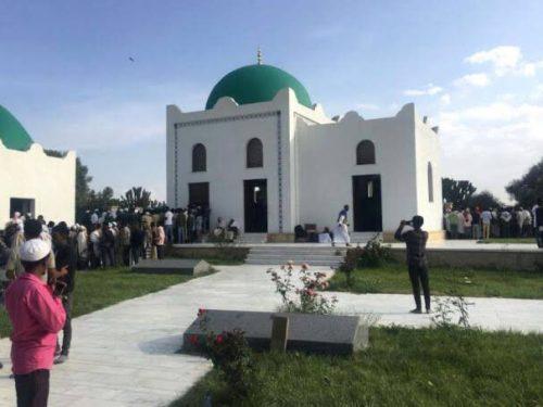 Muslim Pilgrimage Tours To Nejashi Mosque & North Wello
