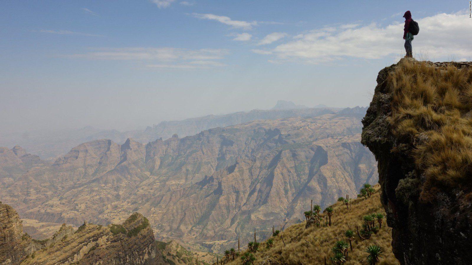 simen mountain national park